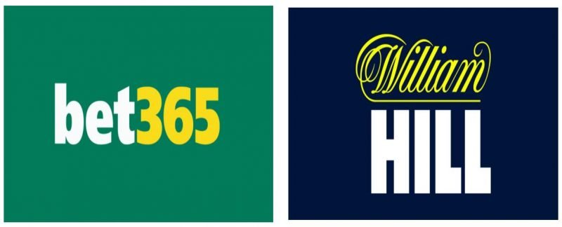 bet365 vs William Hill: Which one to pick in 2021